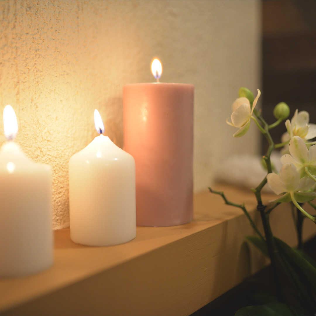 Lumânări Decorative