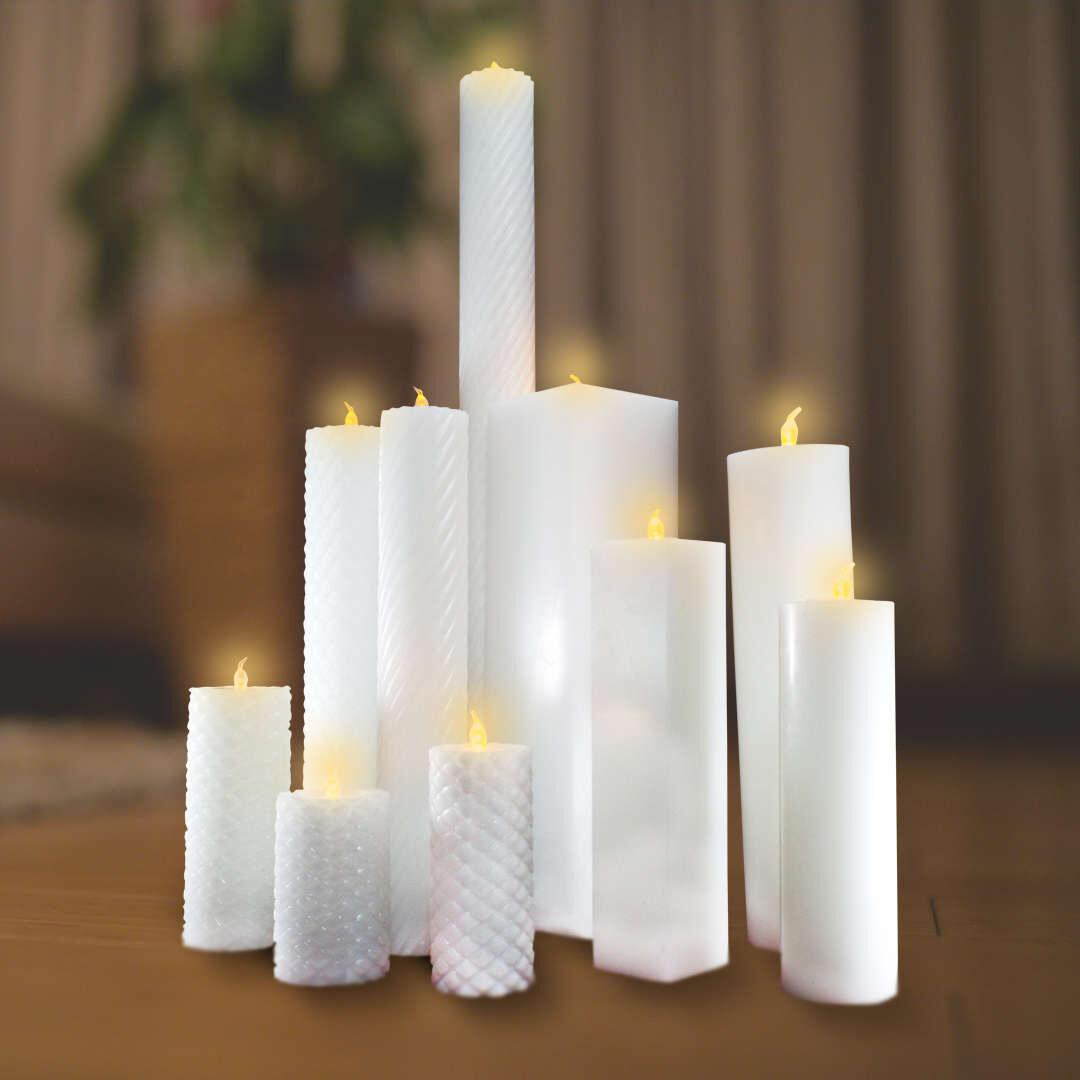 Lumânări cu LED