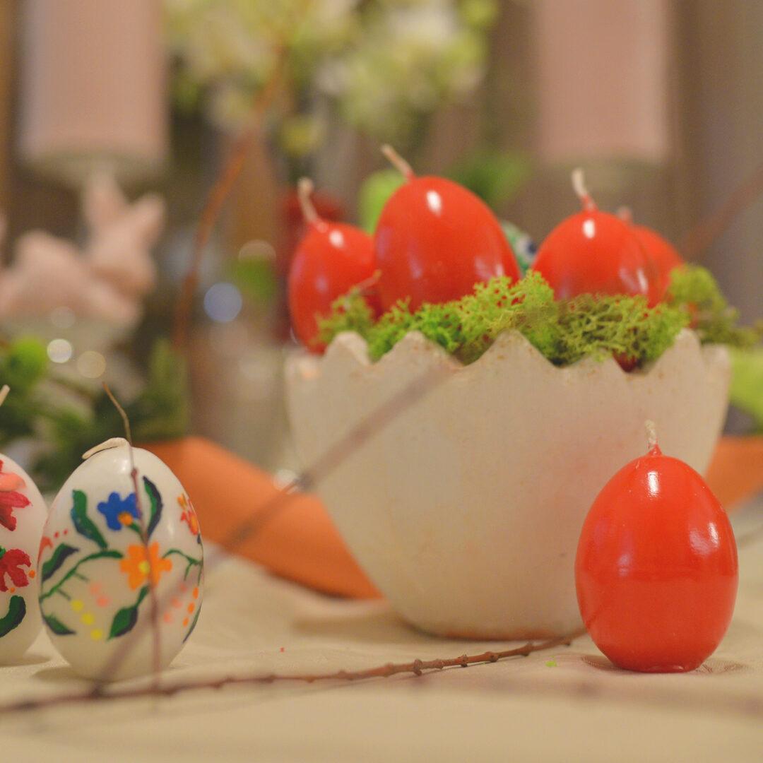Lumânări Paște