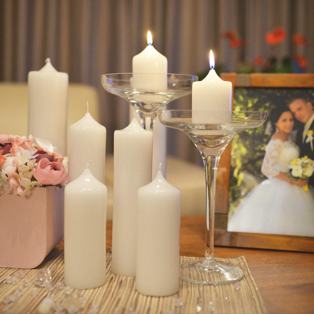Lumânări Nuntă